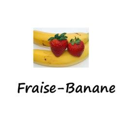 E liquide fraise banane