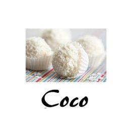 E liquide coco