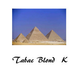 E liquide tabac blond K