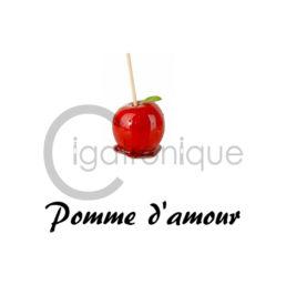 E liquide pomme d'amour
