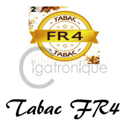 E liquide tabac FR4