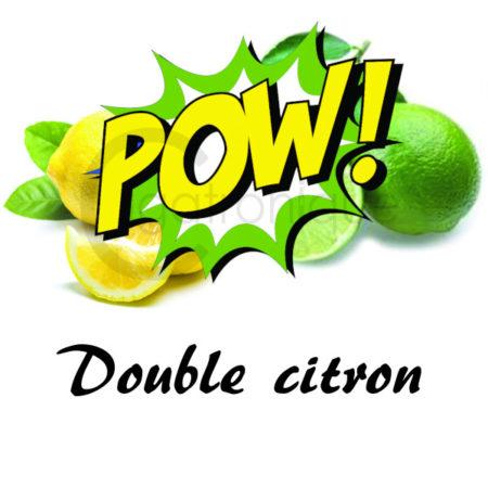 E liquide double citron lorliquide