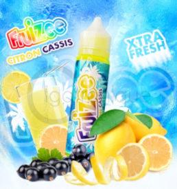 Prêt à booster citron cassis fruizee