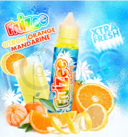 Prêt à booster citron orange madarine fruizee