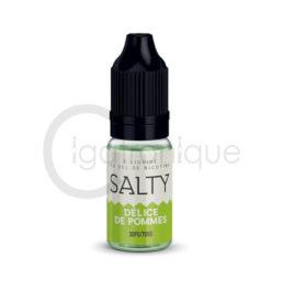 E liquide délice de pommes salty