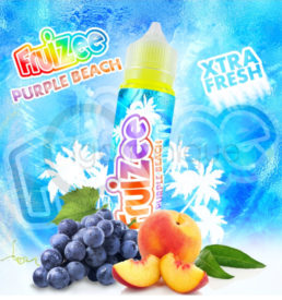 Prêt à booster purple beach fruizee