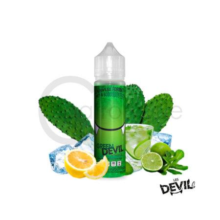 Prêt à booster green devil avap