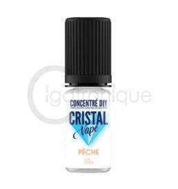 Arôme pêche cristal vape