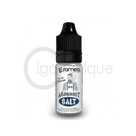 Booster aux sels de nicotine aromea