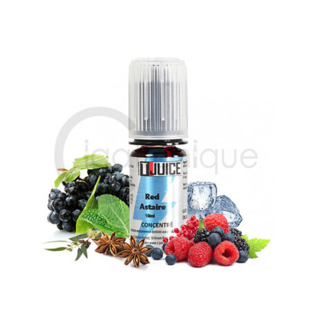 Arôme red astaire T-Juice
