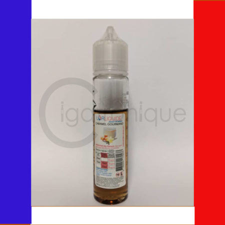Caramel gourmand 50ml lorliquide