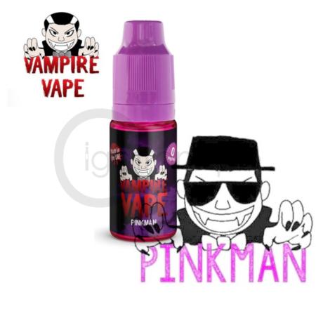 E liquide pinkman vampire vape