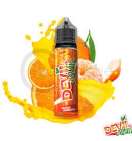 Orange mandarine 50ml Devil Squiz