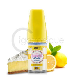 Arôme Lemon Tart Dinner Lady