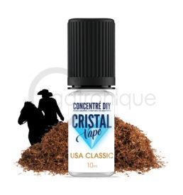 Arôme usa classic cristal vape
